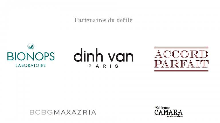 Defile BCBG Cannes Shopping Festival au Palais des Festivals de Cannes