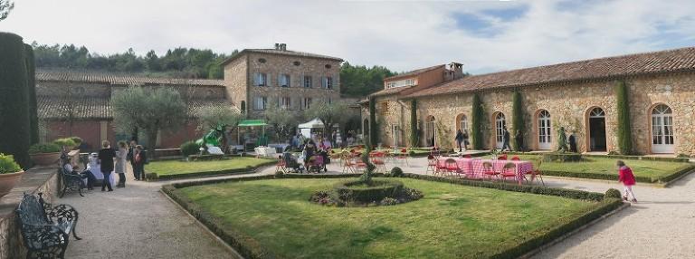 Chateau Font du Broc jardin vignoble-1