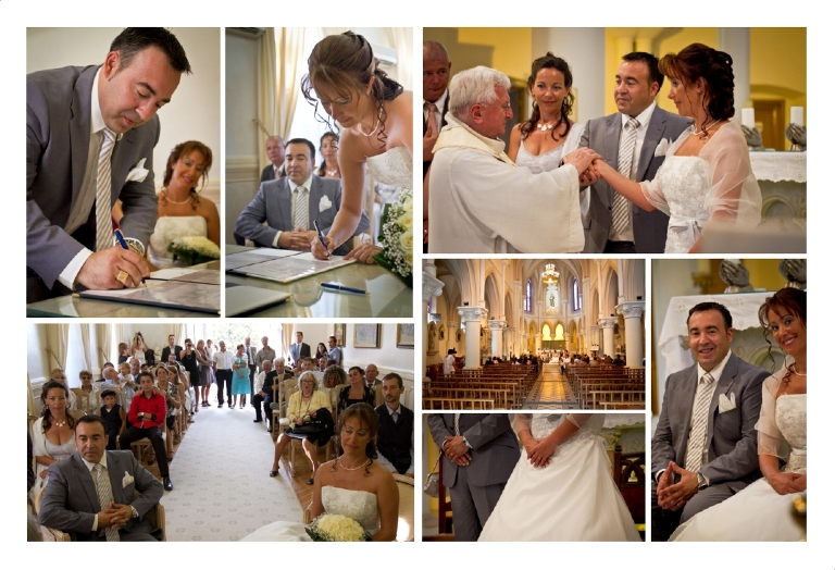 Photographie mariage Mairie - CP