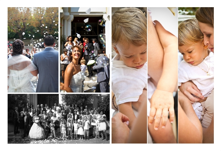 Photographie mariage Eglise Cannet 2 - CP