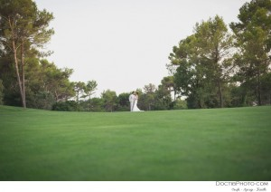 Mariage Golf Saint Donat Grasse _8409